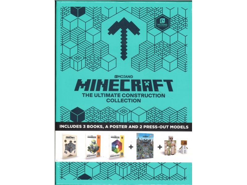 Minecraft The Ultimate Construction Collection