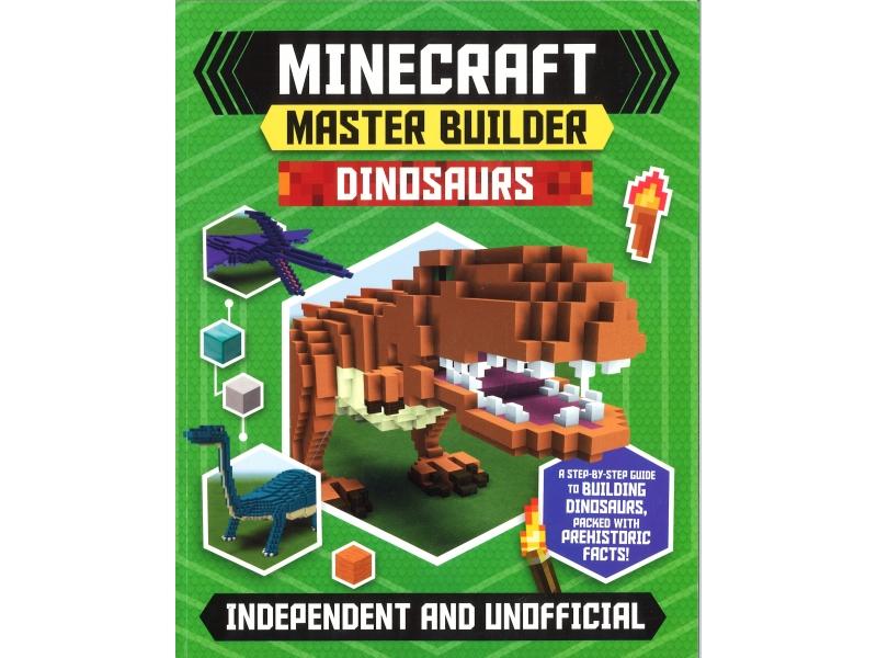 Minecraft Master Builder - Dinosaurs