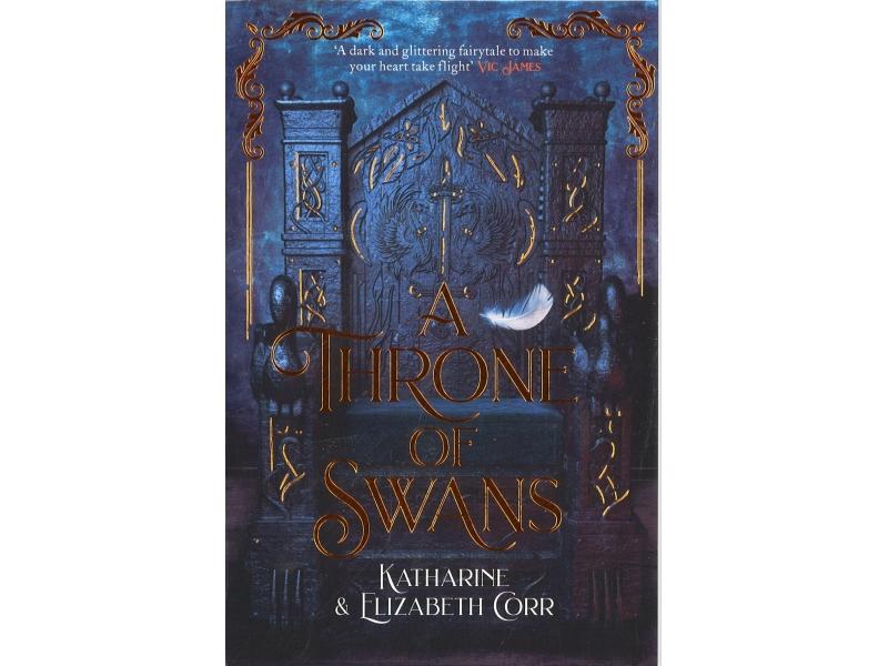 Katherine & Elizabeth Corr - A Throne Of Swans