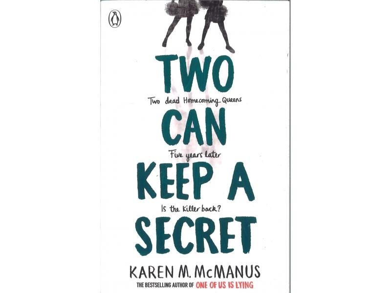 Karen M. McManus - Two Can Keep A Secret