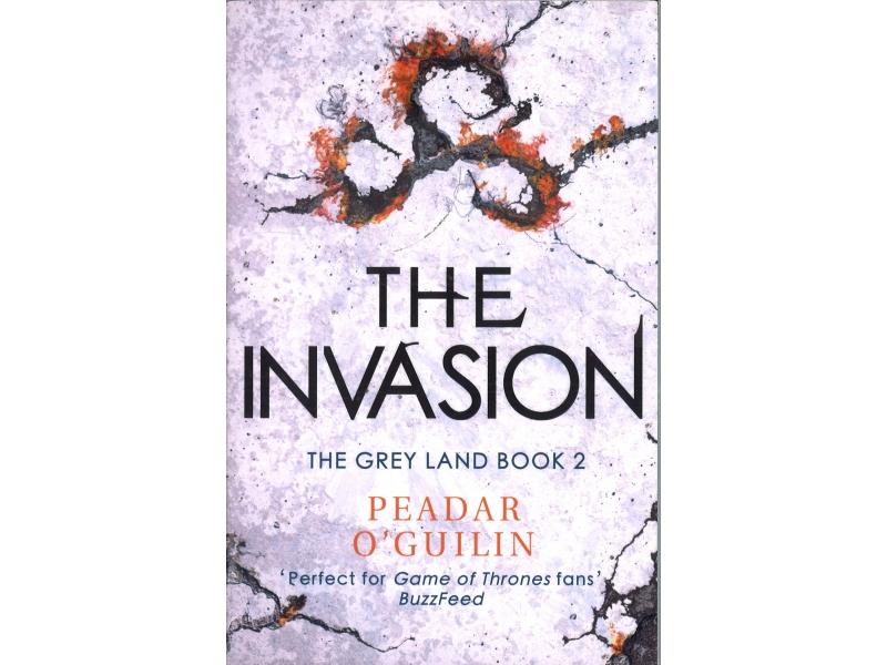 Peadar O'Guilin - The Invasion