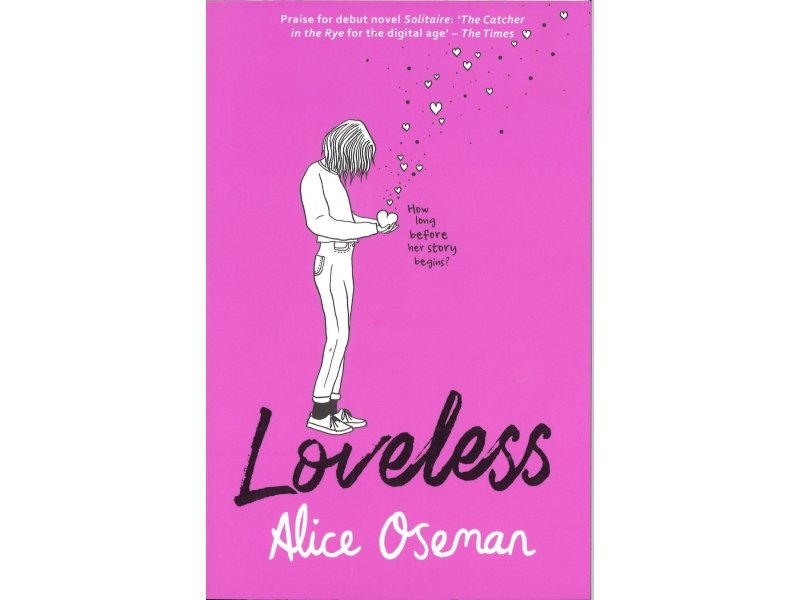 Alice Oseman - Loveless