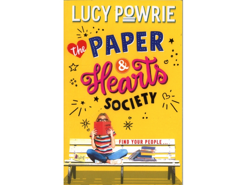 Lucy Powrie - The Paper & Hearts Society
