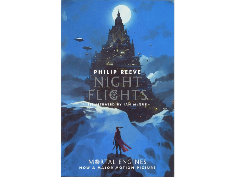 Philip Reeve - A Night Flights