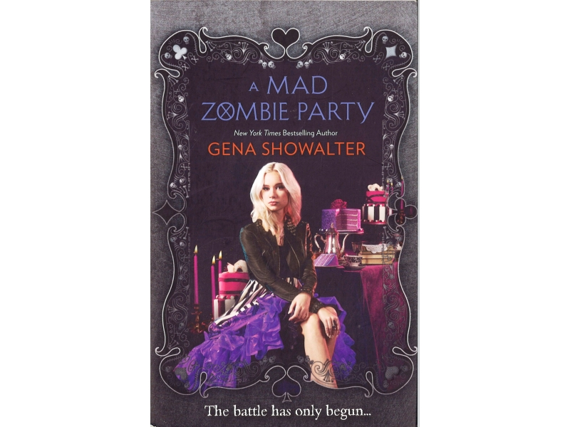 Gena Showalter - A Mad Zombie Party