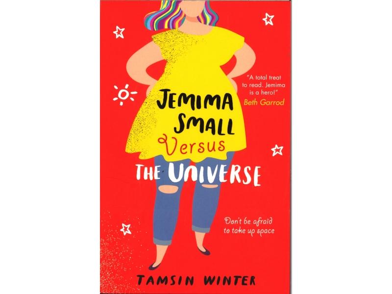 Tasmin Winter - Jemima Small Versus The Universe