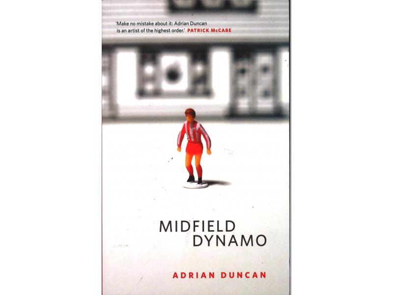 Adrian Duncan - Midfield Dynamo