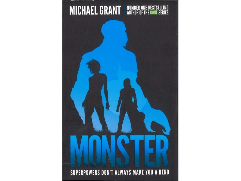 Michael Grant - Monster