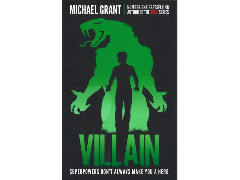 Michael Grant - Villian