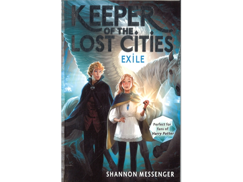 Shannon Messenger Book 2 - Keeper Of The Lost Cities - Exile