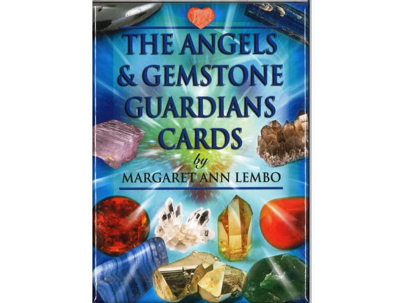 Margaret Ann Lembo - The Angels & Gemstone Guardians Cards