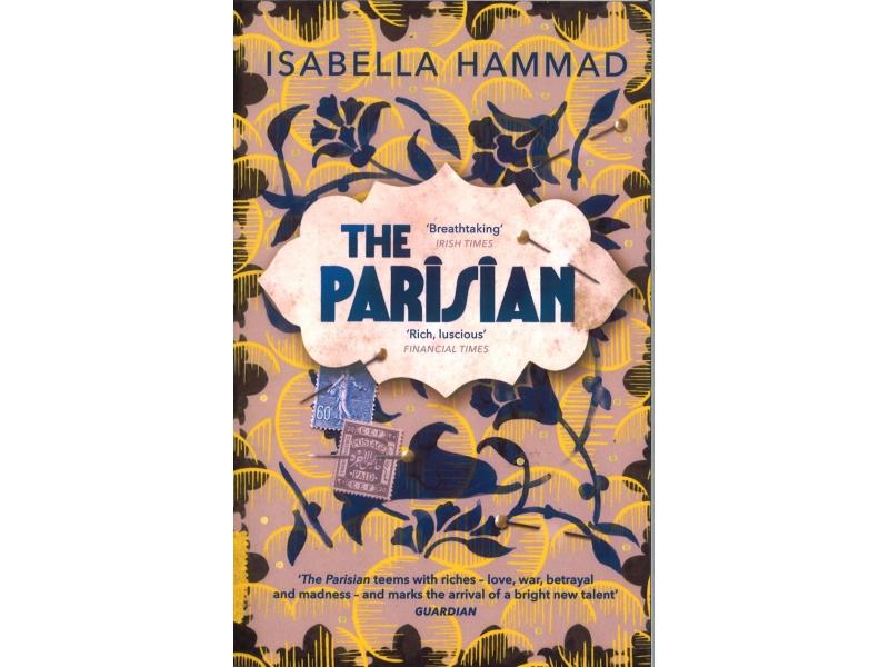 Isabella Hammad - The Parisian