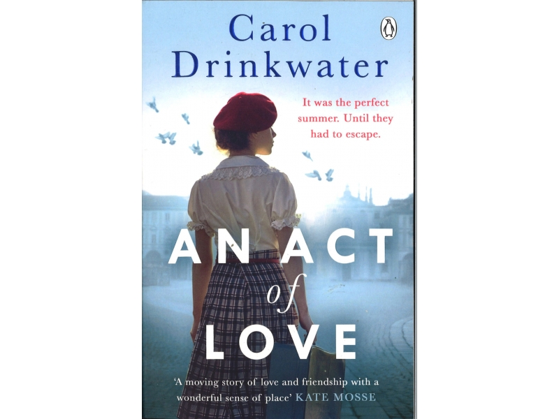 Carol Drinkwater - An Act Of Love
