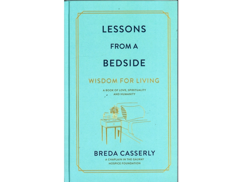 Breda Casserly - Lessons From A Bedside
