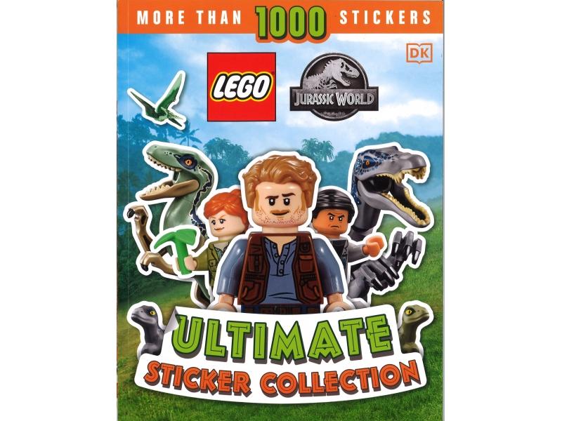 Lego Jurassic World Ultimate Sticker Collection