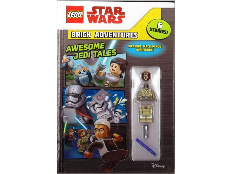 Lego Star Wars Awesome Jedi Tales