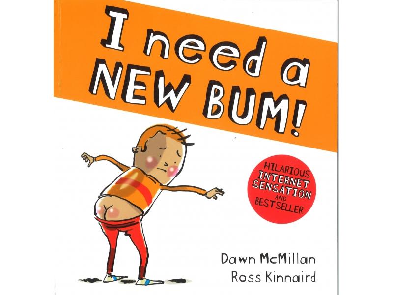 Dawn McMillan & Ross Kinnaird - I Need A New Bum!