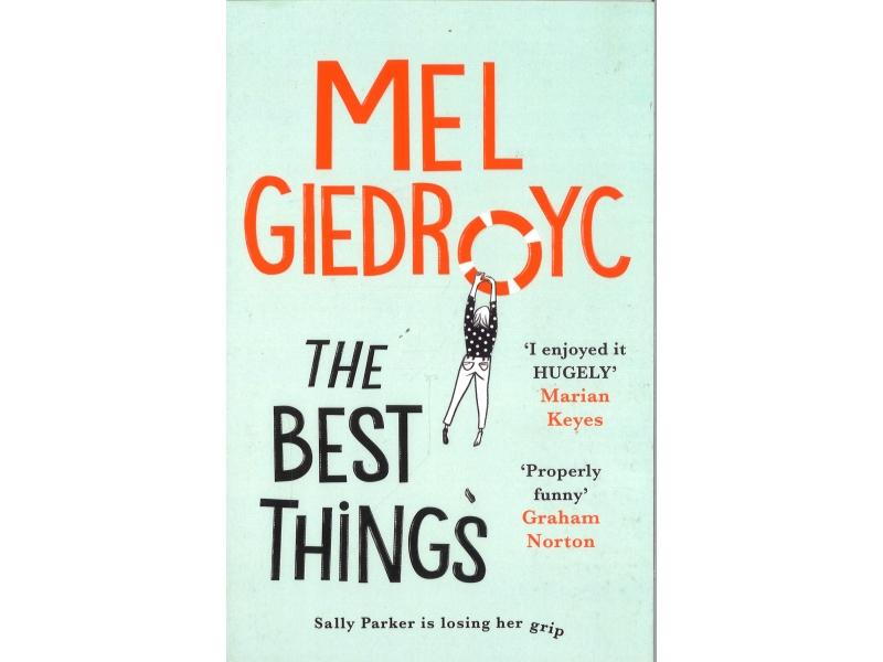 Mel Giedroyc - The Best Things