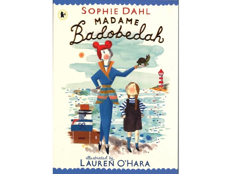 Sophie Dahl - Madame Babobedah