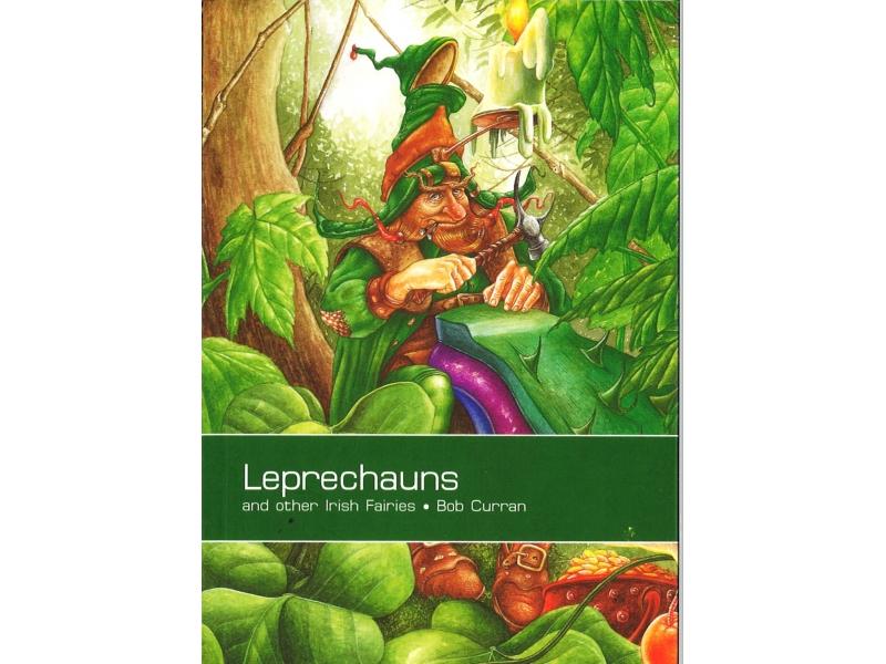 Bob Curren - Leprechauns And Other Fairies