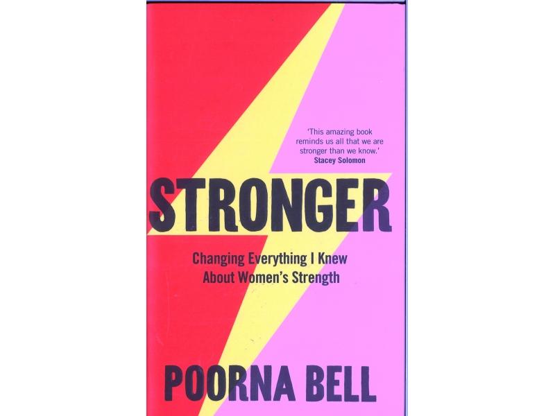 Poorna Bell - Stronger