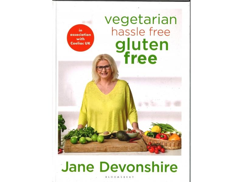 Jane Devonshire - Vegetarian Hassle Free Gluten Free