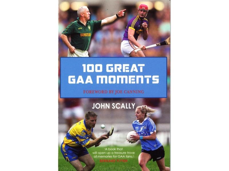 John Scally - 100 Great GAA Moments