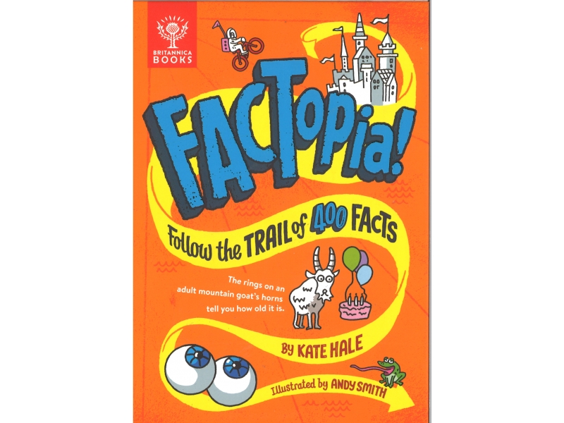 Factopia Follow The Trial Of 400 Facts