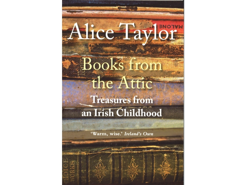 Alice Taylor - Books From The Attic