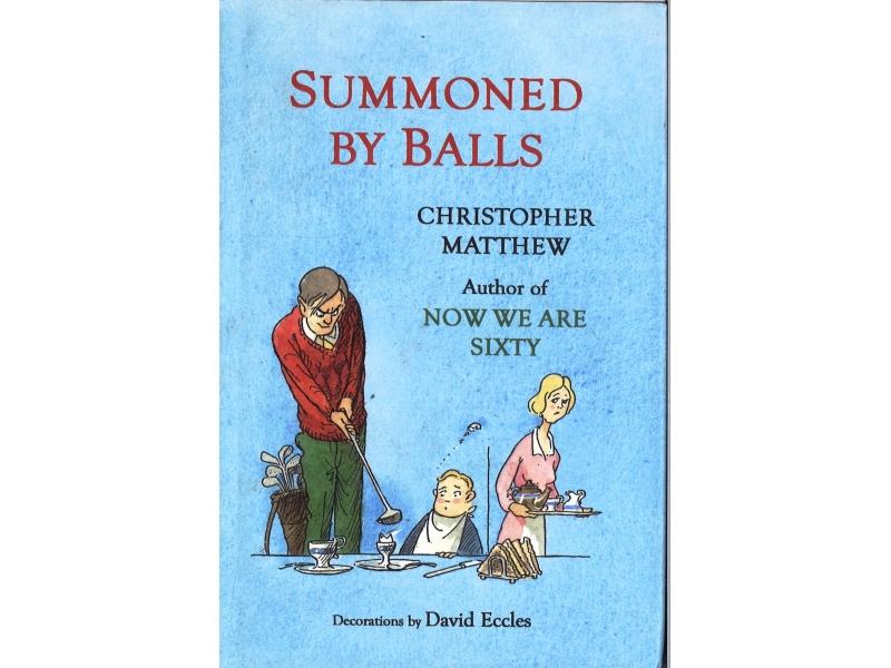 Christopher Matthew - Summoned By Balls