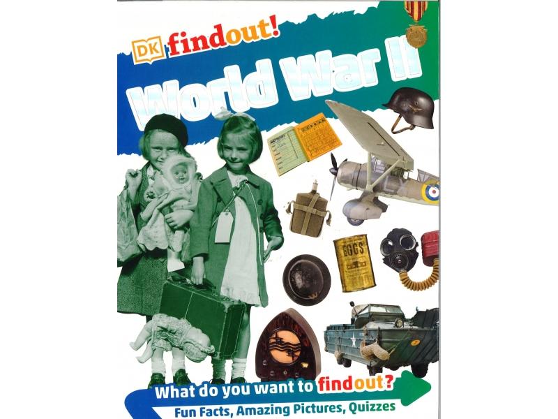 World War 2 (DK Find Out)