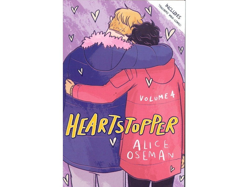 Alice Oseman - Heartstopper Volume 4