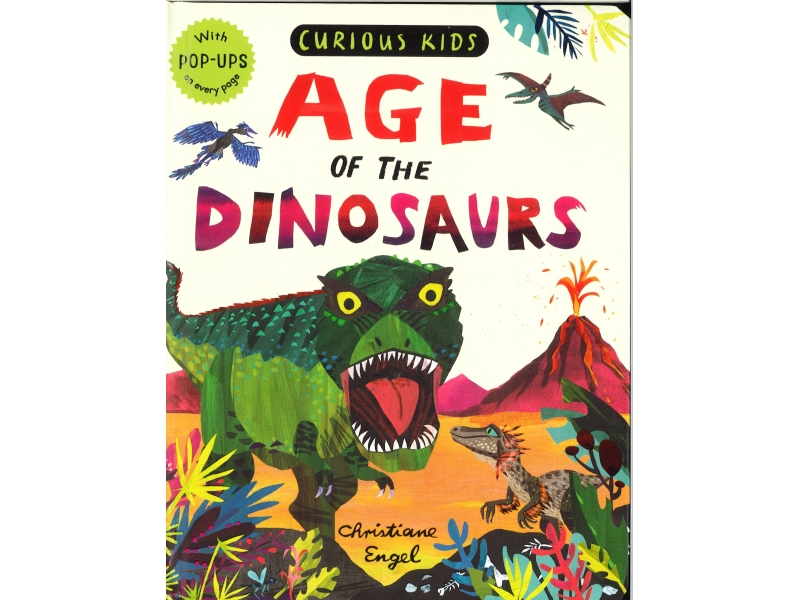 Christine Engel - Age Of The Dinosaurs
