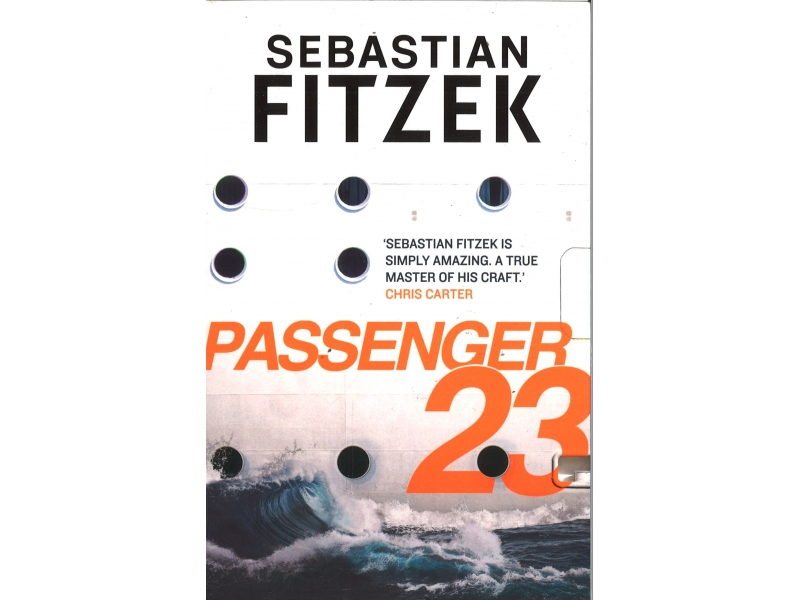 Sebastian Fitzek - Passenger 23
