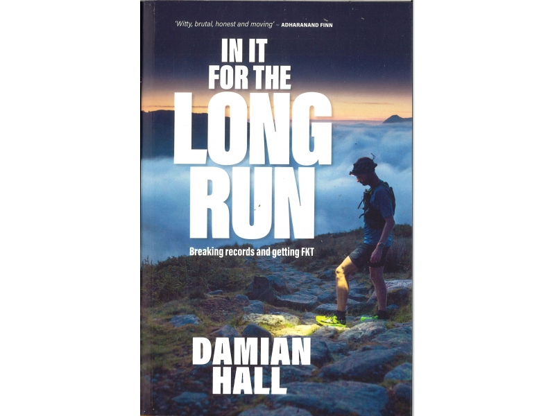 Damian Hall - In It For The Long Run
