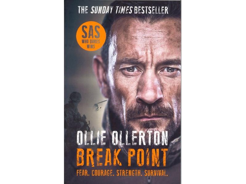 Ollie Ollerton - Break Point