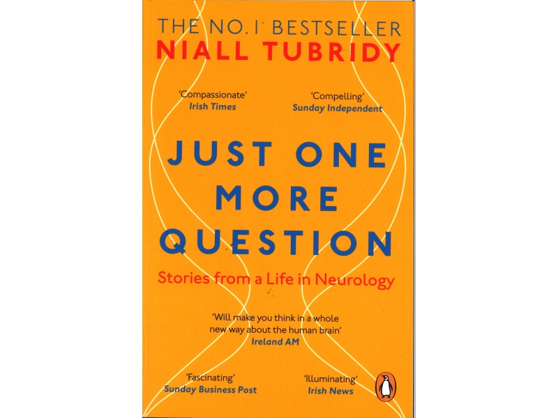 Niall Tubridy - Just One More Question