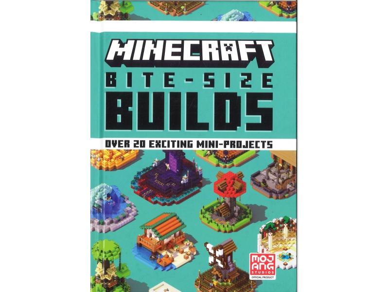 Minecraft - Bite-Size Builds