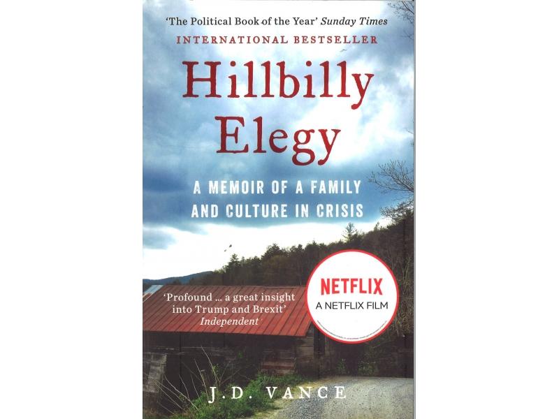 J.D. Vance - Hillybilly Elegy