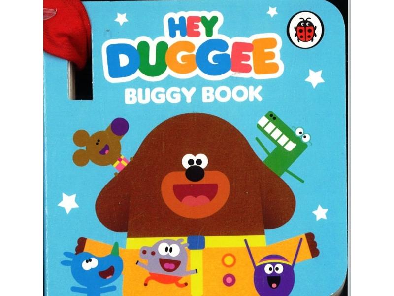 Hey Duggee - Buggy Book