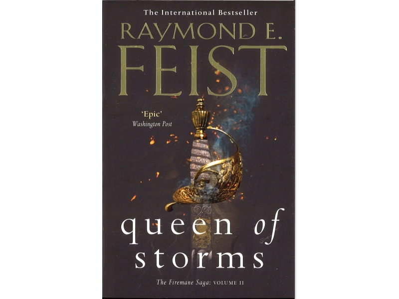 Raymond E. Feist - Queen Of Storms