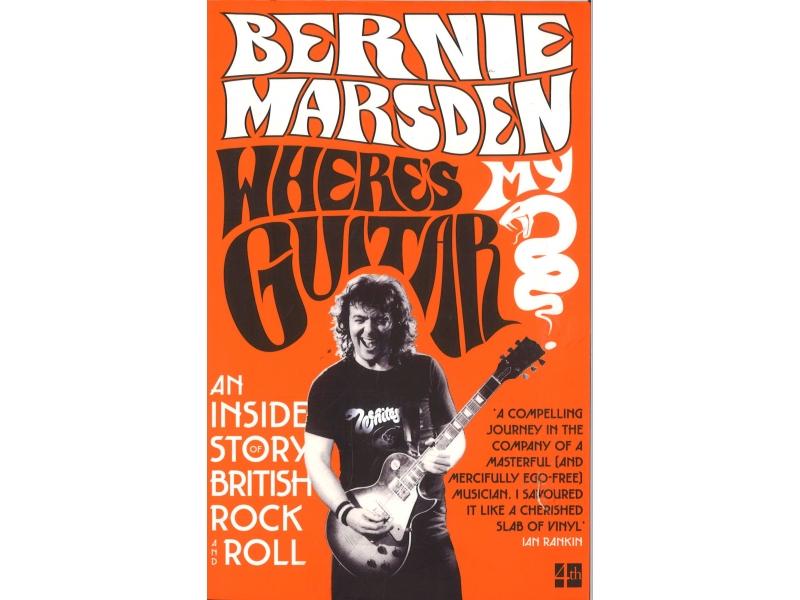 Bernie Marsden - Where's Guitar