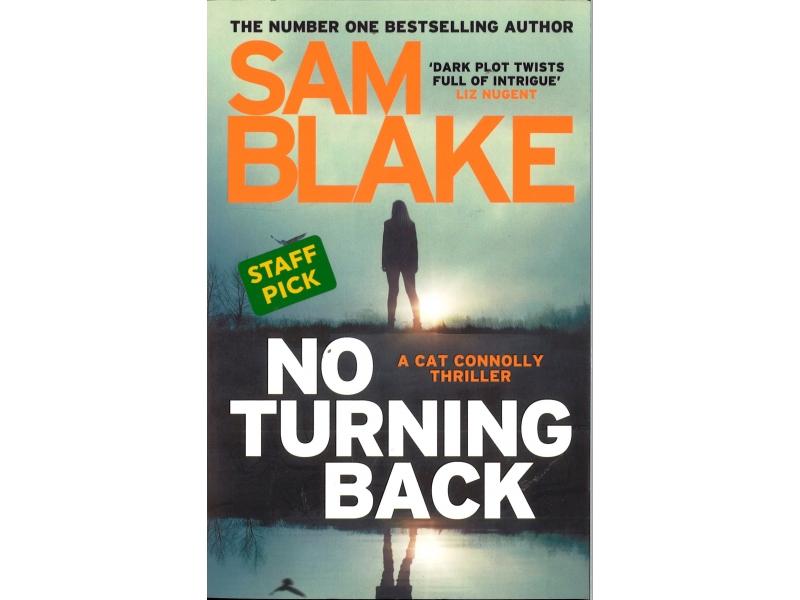 Sam Blake - No Turning Back