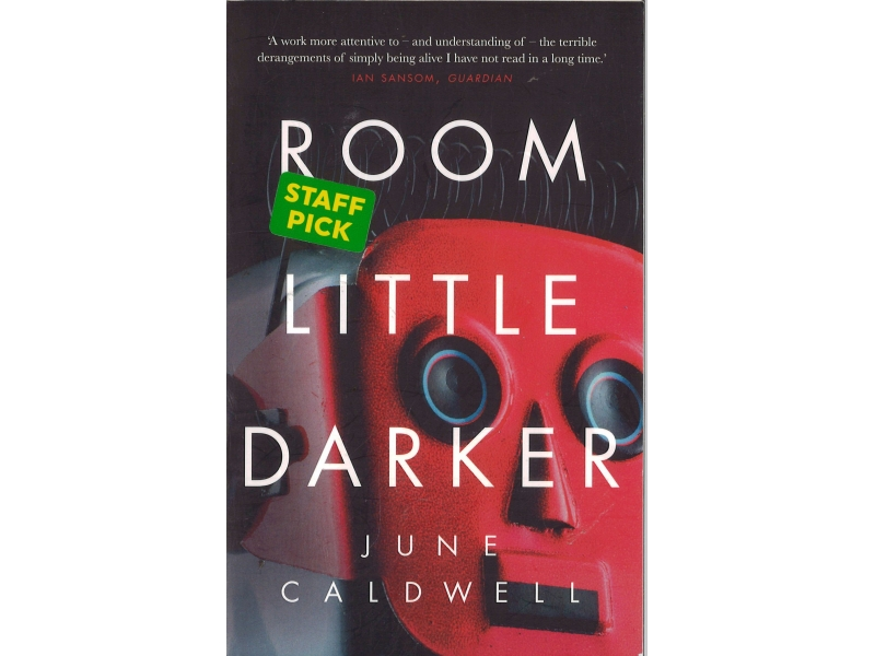 June Caldwell - Room Little Darker