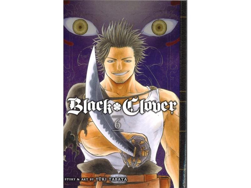 Black Clover 6 - Yuki Tabata