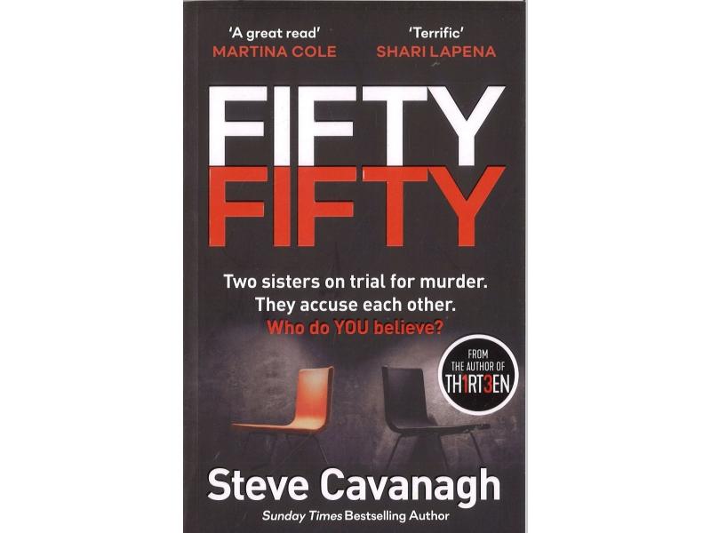 Steve Cavanagh - Fifty Fifty