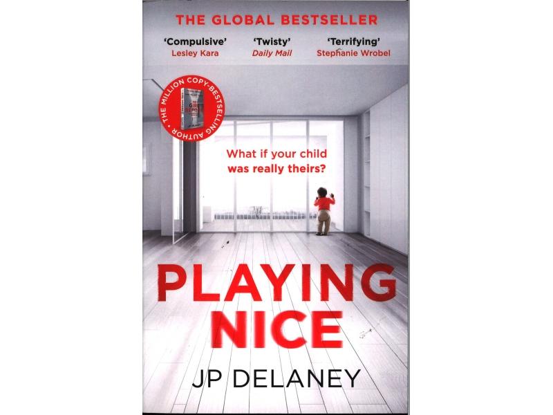 JP Delaney - Playing Nice
