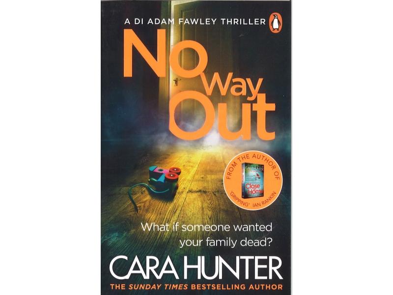 Cara Hunter - No Way Out