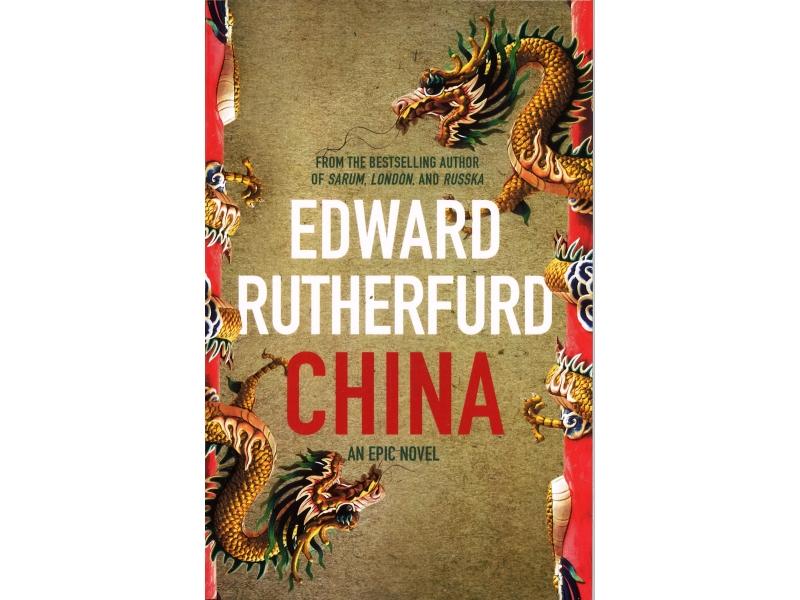Edward Rutherford - China