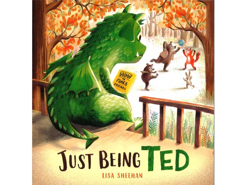 Lisa Sheehan - Just Being Ted